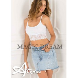 MagicDream Top brassiere con pizzo 7494