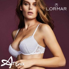 Lormar Push-Up Frizzante in pizzo Leavers