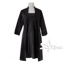 Kimono Sposa Made in Italy in raso Andra Lingerie