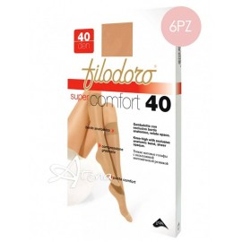 Gambaletto super comfort 40 Filodoro - calze donna