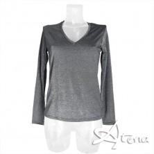 MagicDream maglia donna scollo ampio in tessuto lurex 7771