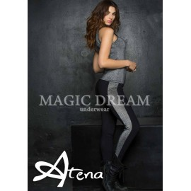 MagicDream leggings donna mysoft con lurex 7780
