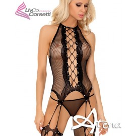 Catsuit Bodystocking LivCorsetti Pirvina