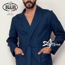 Vestaglia uomo B&B Tolone made in Italy
