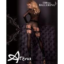 Collant Studio Collants Ballerina effetto calza per reggicalze 300