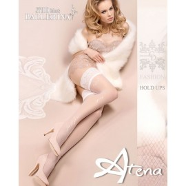 Calze autoreggenti sposa Ballerina con ramage Just for you 379