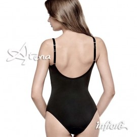 Body con ferretto in microfibra Infiore 2200