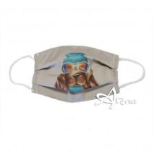 Mascherine facciali filtranti per bambino e bambina The Mask