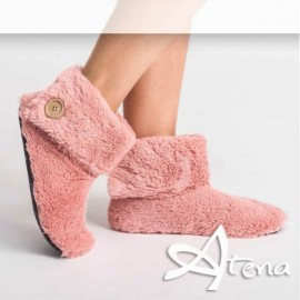 Pantofole Donna Sleepers HY4037 Rosa