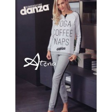 Pigiama Dimensione Danza Yoga Coffee Naps DD20174