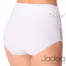 Jadea 06 Slip donna Maxi con pizzo - culotte