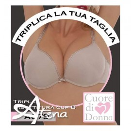 Reggiseno Super Push Up ARIS A679 CONF. 3 PZ