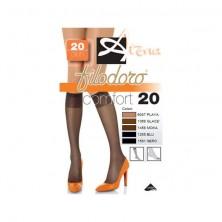 Gambaletto Filodoro COMFORT 20 calze donna