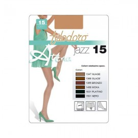 Collant donna Filodoro Jazz 15