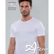 maglietta intima taglie forti girocollo mm enrico coveri ET1100