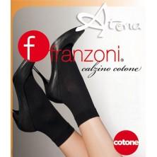 Calzino donna in cotone Franzoni 6PZ