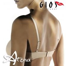 Reggiseno senza ferretto Gios Dermo Dry 505 COPPA C - Intimo modellante