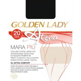 Collant GoldenLady velato MARA PIU' XXL 14PZ i quotidiani