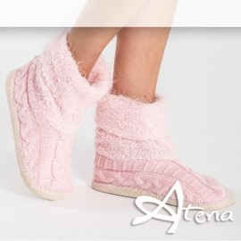 Pantofole Donna Sleepers HY5014 Rosa