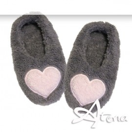 Pantofole Donna Sleepers SSO-001 Grigie