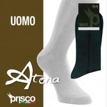 CALZE UOMO CORTE ASCOT PRISCO conf. 6 pz