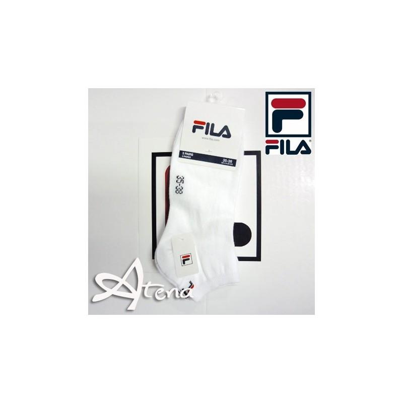 CALZA FILA UNISEX INVISIBILE F9100