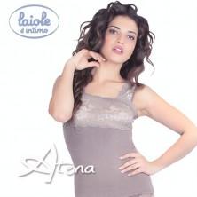 CANOTTIERA DONNA SPALLA LARGA T75 LAJOLE Conf. 3 pezzi