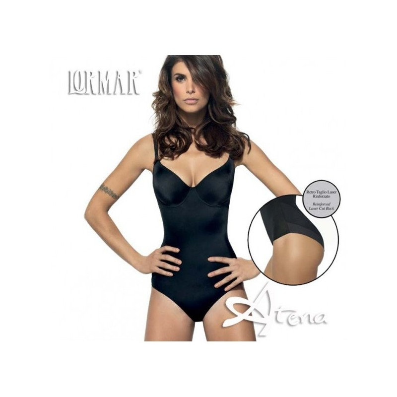 intimo donna Body Lormar Mousse