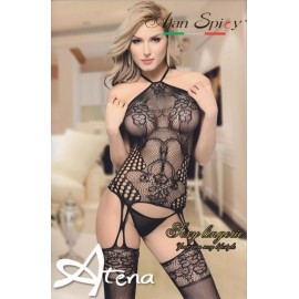 Catsuit Bodystocking Alan Spicy C2355