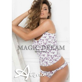 Top e brasiliana a fiori 7092 MagicDream