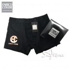 Short Uomo con logo laminato Enrico Coveri EB1633
