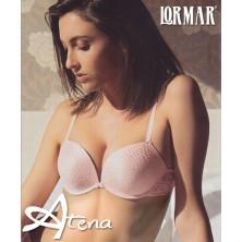 Completo intimo donna Super Push Up brasiliana Lormar Tentami Malia