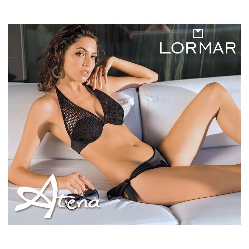 Bikini bralette + brasiliana Lormar Couture/Coco