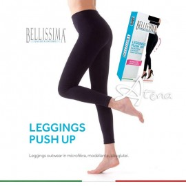 leggings modellante push-up alza glutei