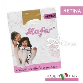 Collant per bimbe a Retina 4073 Mafer 6 PZ