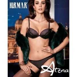 Completo donna Super Push Up Ricercato + brasiliano Lormar