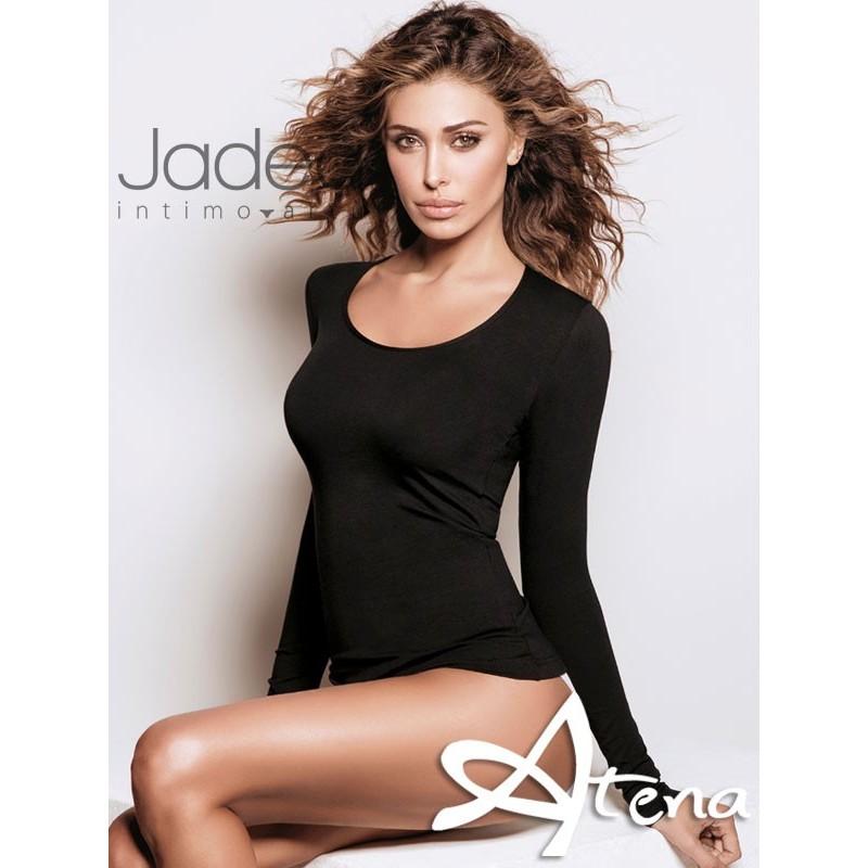 maglia scollo lollo Jadea 4056
