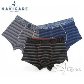 Navigare Tri-pack Short a righe 820Z