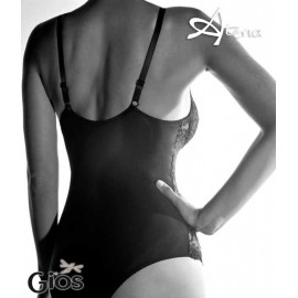 Gios 515 Body intimo donna in pizzo textronics