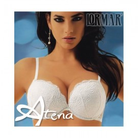 reggiseno super Push-Up DOUBLE PIZZO Lormar Formedouble