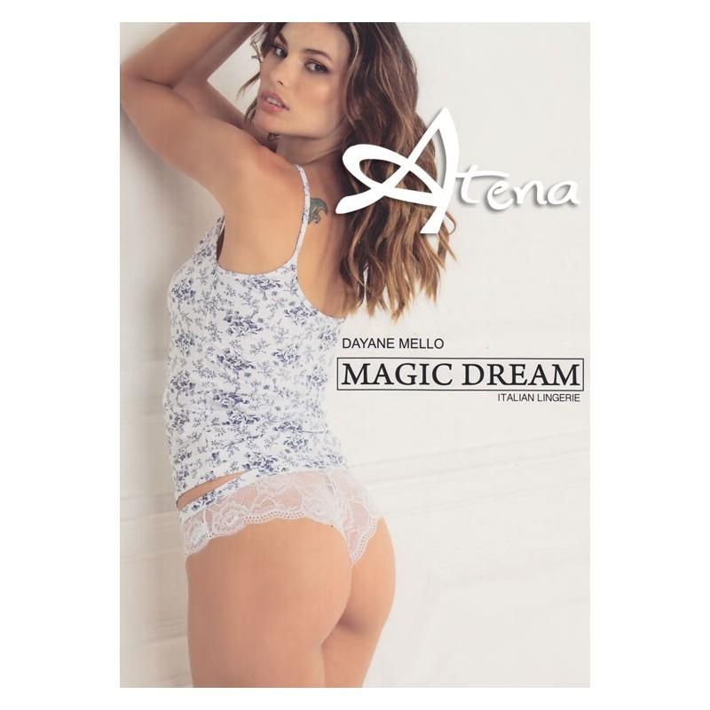 Completo con brasiliana intimo donna in pizzo 7464 MagicDream