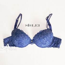 SIèLEI Completo Reggiseno Push-Up + Brasiliana 5384/5387